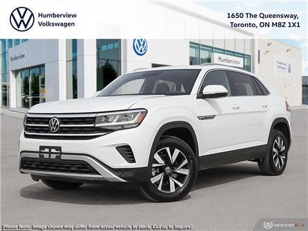 2020 Volkswagen Atlas Cross Sport 2.0 TSI Comfortline (Stk: 97967) in Toronto - Image 1 of 23