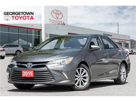 2015 Toyota Camry XLE (Stk: 15-82939GT) in Georgetown - Image 1 of 20