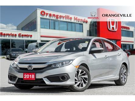 2018 Honda Civic SE (Stk: F20095A) in Orangeville - Image 1 of 19