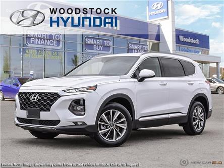 2020 Hyundai Santa Fe Preferred 2.4 (Stk: SE20038) in Woodstock - Image 1 of 22