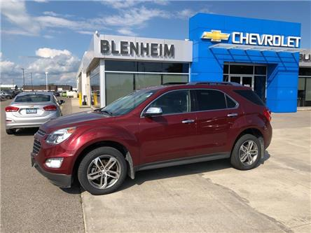 2016 Chevrolet Equinox LTZ (Stk: DL220A) in Blenheim - Image 1 of 21