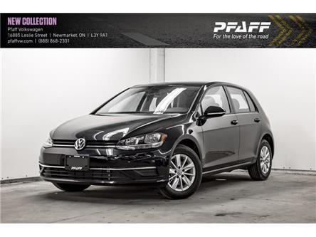 2020 Volkswagen Golf Comfortline (Stk: V5331) in Newmarket - Image 1 of 22