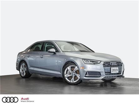 2019 Audi A4 45 Progressiv (Stk: PM629) in Nepean - Image 1 of 20