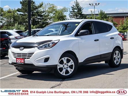2014 Hyundai Tucson GL (Stk: 2B9035A) in Burlington - Image 1 of 8