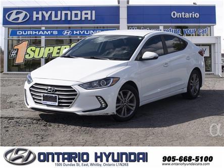 2017 Hyundai Elantra GL (Stk: 93583K) in Whitby - Image 1 of 18