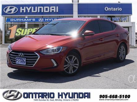 2017 Hyundai Elantra GL (Stk: 20878K) in Whitby - Image 1 of 17