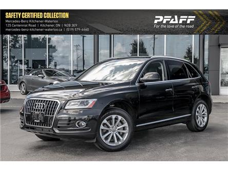 2015 Audi Q5 2.0T Progressiv (Stk: 39012A) in Kitchener - Image 1 of 22