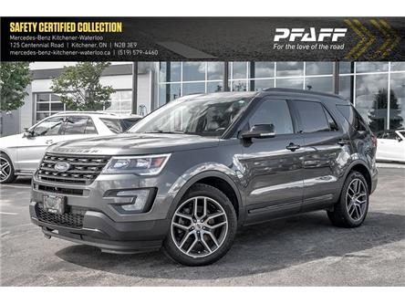 2017 Ford Explorer Sport (Stk: 39784A) in Kitchener - Image 1 of 22