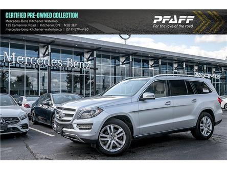 2016 Mercedes-Benz GL-Class Base (Stk: K3714) in Kitchener - Image 1 of 22