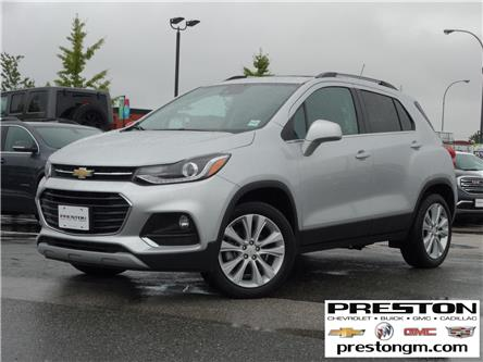 2020 Chevrolet Trax Premier (Stk: X30141) in Langley City - Image 1 of 28