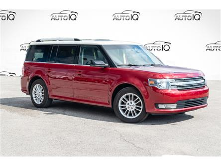 2013 Ford Flex SEL (Stk: 27506UXZ) in Barrie - Image 1 of 26