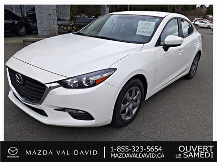 2016 Mazda Mazda3  (Stk: B1833) in Val-David - Image 1 of 18