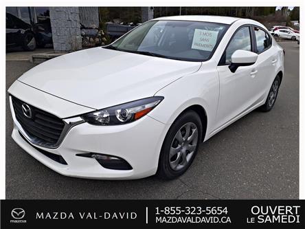 2016 Mazda Mazda3  (Stk: B1834) in Val-David - Image 1 of 18