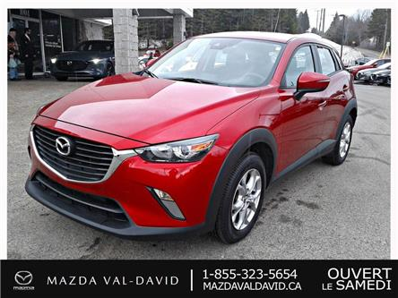 2018 Mazda CX-3 GS (Stk: B1815) in Val-David - Image 1 of 24