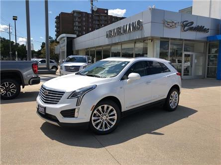 2017 Cadillac XT5 Platinum (Stk: L266A) in Chatham - Image 1 of 22