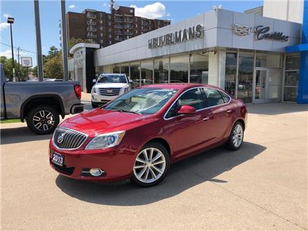 2013 Buick Verano Leather Package (Stk: 20013C) in Chatham - Image 1 of 19