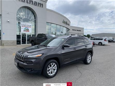 2016 Jeep Cherokee North (Stk: N04667A) in Chatham - Image 1 of 27