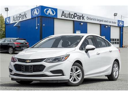 2018 Chevrolet Cruze LT Auto (Stk: 18-05557AR) in Georgetown - Image 1 of 19