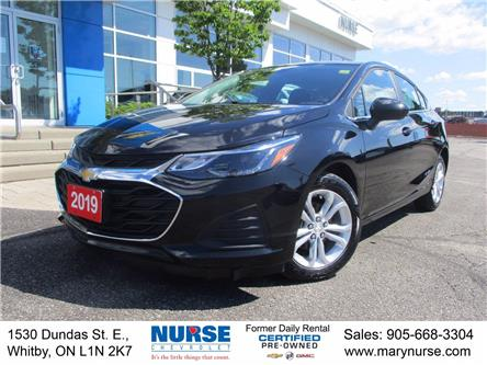 2019 Chevrolet Cruze LT (Stk: 10X354) in Whitby - Image 1 of 30