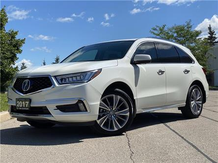 2017 Acura MDX Elite Package (Stk: B20075-1) in Barrie - Image 1 of 16