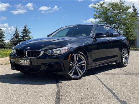 2017 BMW 430i xDrive Gran Coupe (Stk: P1663) in Barrie - Image 1 of 20