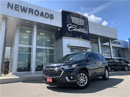 2018 Chevrolet Traverse LT (Stk: J262288A) in Newmarket - Image 1 of 13
