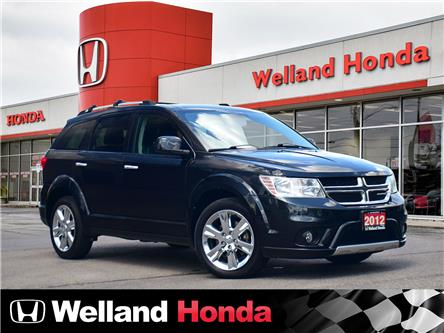 2012 Dodge Journey R/T (Stk: U20089) in Welland - Image 1 of 24
