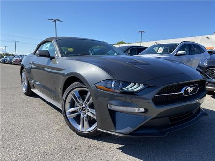 2020 Ford Mustang EcoBoost Premium (Stk: 20MU12) in Midland - Image 1 of 11