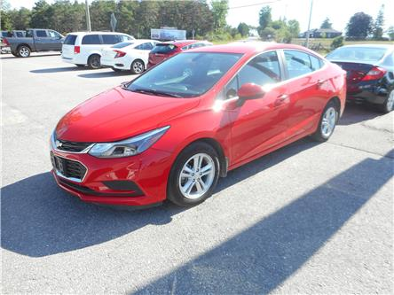 2017 Chevrolet Cruze LT Auto (Stk: NC 3938) in Cameron - Image 1 of 9