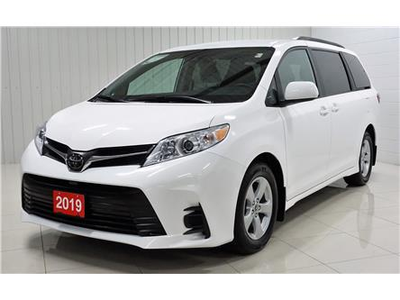 2019 Toyota Sienna LE 8-Passenger (Stk: P19017A) in Sault Ste. Marie - Image 1 of 23