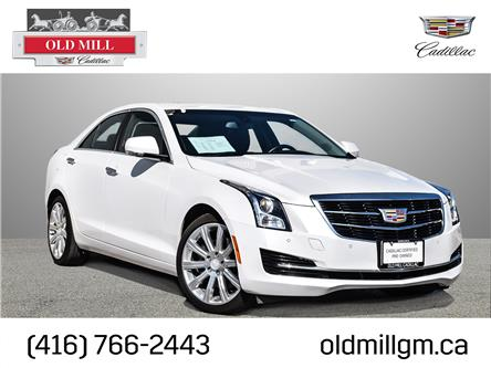 2016 Cadillac ATS 2.0L Turbo Luxury Collection (Stk: 103942U) in Toronto - Image 1 of 26