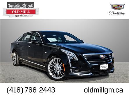 2018 Cadillac CT6 3.0L Twin Turbo Premium Luxury (Stk: 126665U) in Toronto - Image 1 of 30