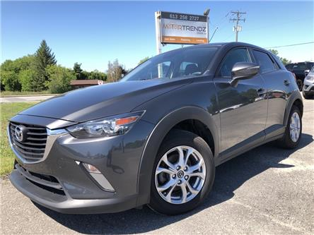 2018 Mazda CX-3 GS (Stk: -) in Kemptville - Image 1 of 25