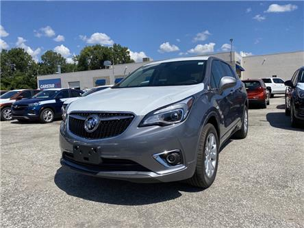 2020 Buick Envision Preferred (Stk: 20-0596) in LaSalle - Image 1 of 4