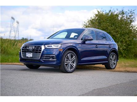 2018 Audi Q5 2.0T Technik (Stk: VW1135) in Vancouver - Image 1 of 22