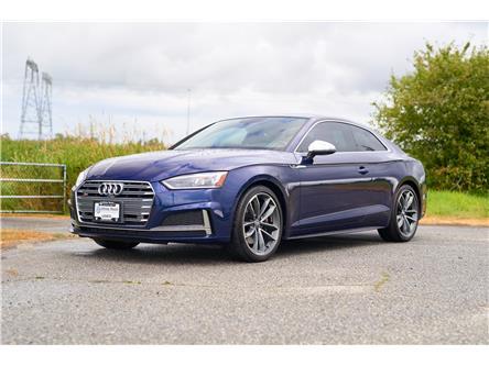 2018 Audi S5 3.0T Technik (Stk: VW1132) in Vancouver - Image 1 of 21