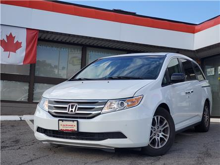 2011 Honda Odyssey EX-L (Stk: 2007187) in Waterloo - Image 1 of 28