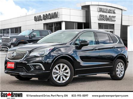 2018 Buick Envision Essence (Stk: 028342X) in PORT PERRY - Image 1 of 29