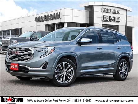 2018 GMC Terrain Denali (Stk: 147019X) in PORT PERRY - Image 1 of 29