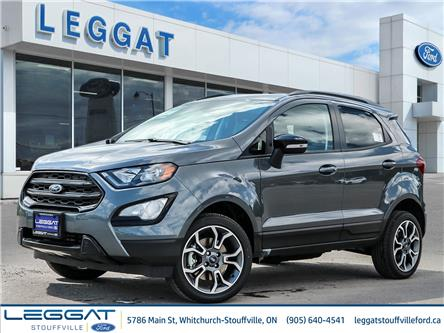 2020 Ford EcoSport SES (Stk: 20-33-171) in Stouffville - Image 1 of 29