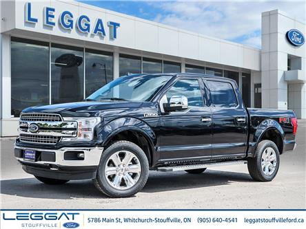 2020 Ford F-150 Lariat (Stk: 20-50-166) in Stouffville - Image 1 of 28