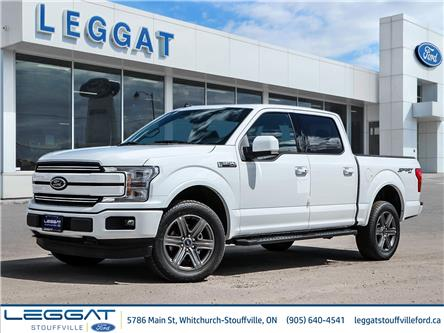 2020 Ford F-150 Lariat (Stk: 20-50-184) in Stouffville - Image 1 of 29