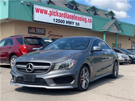 2015 Mercedes-Benz CLA-Class Base (Stk: ) in Bolton - Image 1 of 15