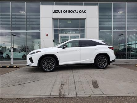 2020 Lexus RX 450h Base (Stk: L20089) in Calgary - Image 1 of 10