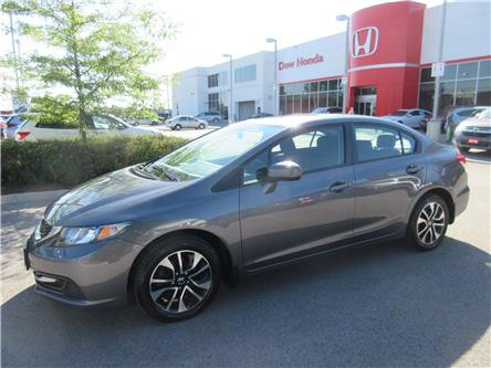 2015 Honda Civic EX (Stk: 28651L) in Ottawa - Image 1 of 17