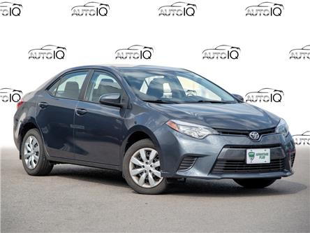 2015 Toyota Corolla LE (Stk: 3816X) in Welland - Image 1 of 20