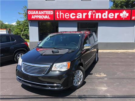 2012 Chrysler Town & Country Limited (Stk: ) in Ottawa - Image 1 of 10