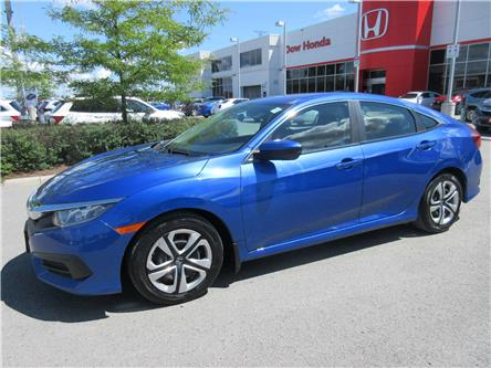 2016 Honda Civic LX (Stk: 28702L) in Ottawa - Image 1 of 11