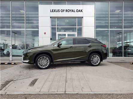 2020 Lexus RX 350 Base (Stk: L20477) in Calgary - Image 1 of 10