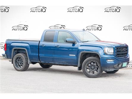 2017 GMC Sierra 1500 Base (Stk: 27621UX) in Barrie - Image 1 of 18